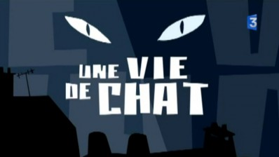 "film showing 22 Oct ""Une Vie de Chat"""